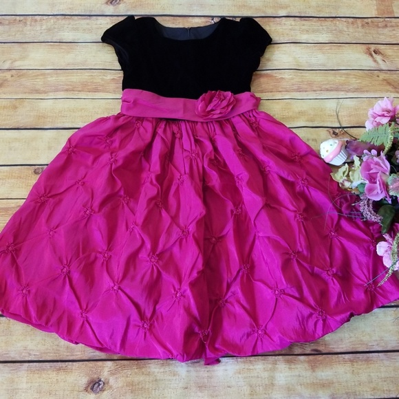 Birthday Girl Boutique Outfit Two Piece Set NWT Pink Princess Ruffles
